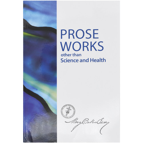 Prose Works - Sterling Edition - (Paperback) - Front cover