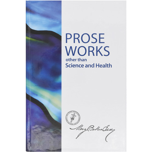 Prose Works - Sterling Edition (Hardcover) - Front cover