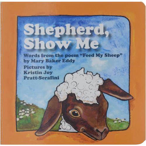 Shepherd, Show Me (children's board book) - Front cover