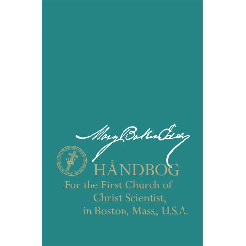 Håndbog for The First Church of Christ, Scientist (Danish Translation — eBook) - (PDF)