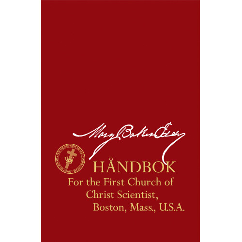 Moderkirkens Håndbok (Ebok utgave) / Manual of The Mother Church (Norwegian Translation — eBook) - (PDF)