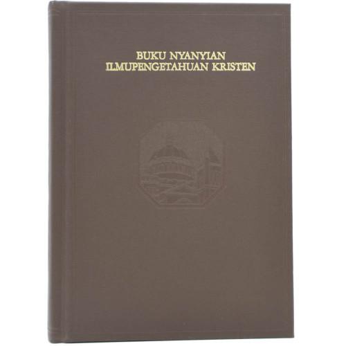 Buku Nyanyian Ilmupengetahuan Kristen - Front cover