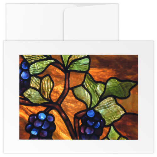 Greeting Card – Grapes (3-pack)