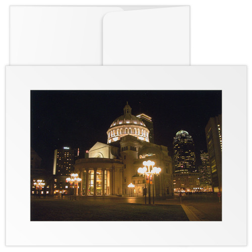 Greeting Card – Night (3-pack)