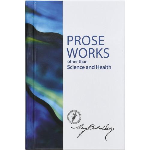 Prose Works - Sterling Edition Pocket Hardcover