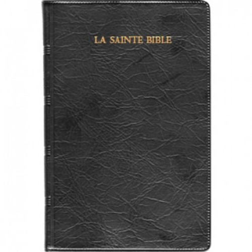 La Sainte Bible—Louis Segond 1910 // Bible (French)