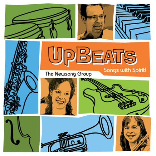 Upbeats: Songs with Spirit! – Download