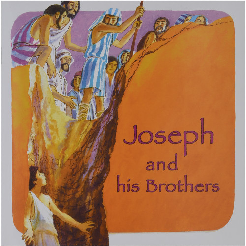 Joseph and His Brothers - Front cover