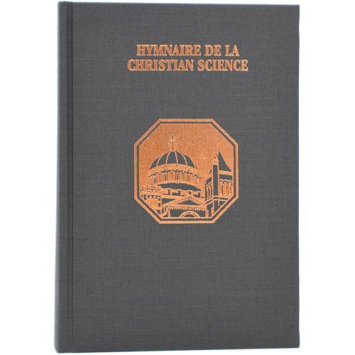 Hymnaire de la Science Chrétienne - Front cover