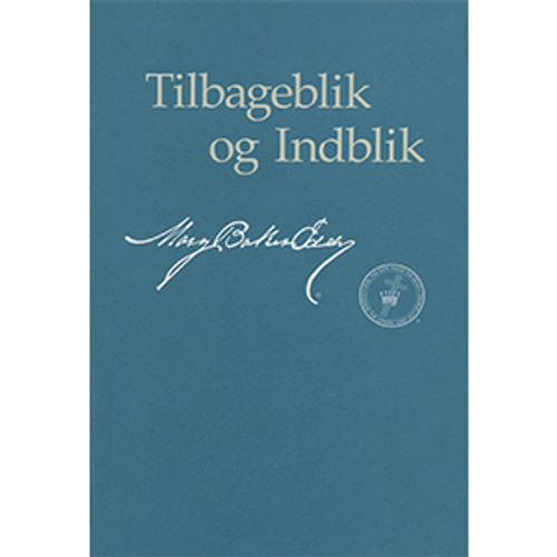 Tilbageblik og Indblik // Retrospection and Introspection – Paperback (Danish)