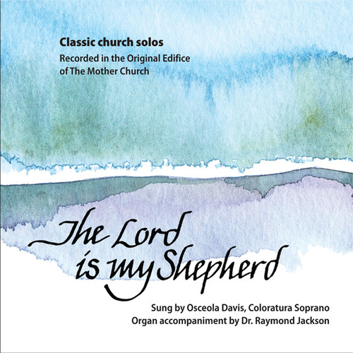 The Lord is My Shepherd – Download