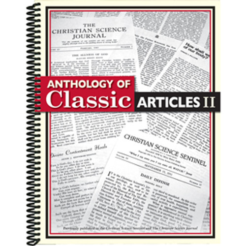 Anthology of Classic Articles, Volume 2