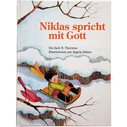 Niklas spricht mit GOTT