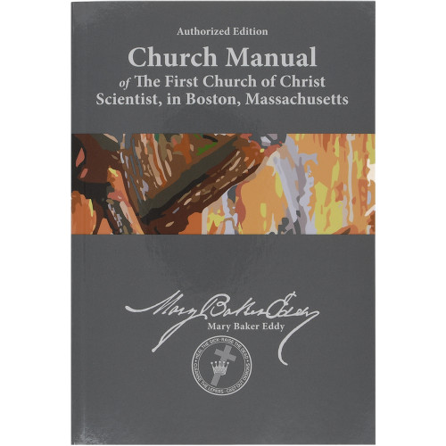 Church Manual – Sterling Midsize Edition (Paperback) - Front cover