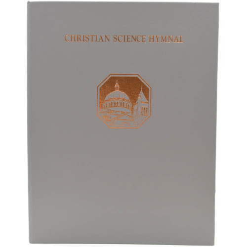 Christian Science Hymnal (Hymns 1-429) — Musician's Edition - Front cover