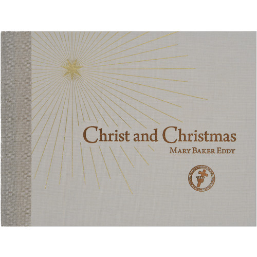 Christ and Christmas – Clothbound — Front cover