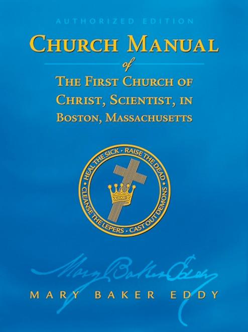 Manual of The Mother Churchby Mary Baker Eddy — eBook