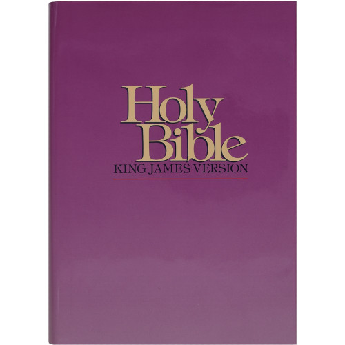 The Bible, King James Version, Newtype Edition, Hardcover