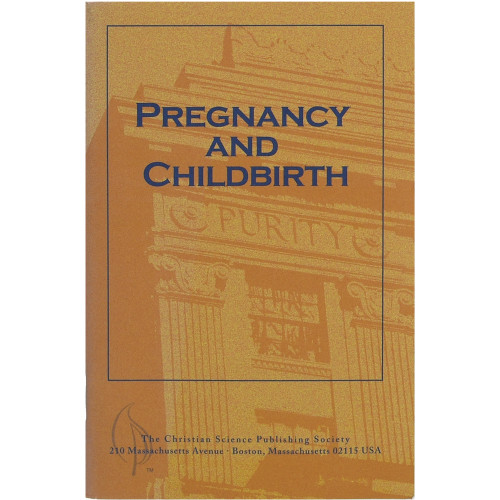 Pregnancy and Childbirth (pamphlet 3-pack) - Front cover