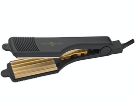 GOLD `N HOT PROFESSIONAL GOLD-TONE CRIMPING IRON 2 INCH