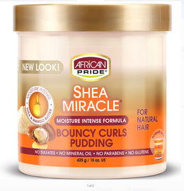 African Pride Bouncy Curls Pudding