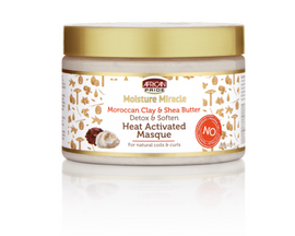 Moisture Miracle Moroccan Clay & Shea Butter Masque