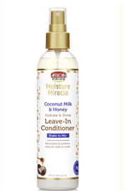 Moisture Miracle Coconut Milk & Honey Leave-In Conditioner