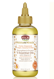 Moisture Miracle 5 Essential Oils