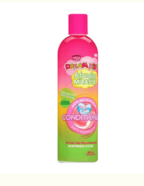 For hair that is curly, coiled, wavy, or relaxed. Dream Kids conditioner promotes a bouncy, shiny appearance to hair, and it works well when you use it along with the Dream Kids Texture Manageability System.