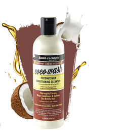 Coco Wash – Coconut Milk Conditioning Cleanser