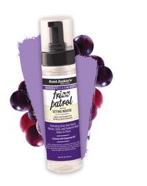 FRIZZ PATROL Anti-Poof TWIST & CURL SETTING MOUSSE
