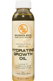 BB NATURALS HYDRATING GROWTH OIL