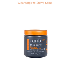 MEN Cleansing Pre-Shave Scrub