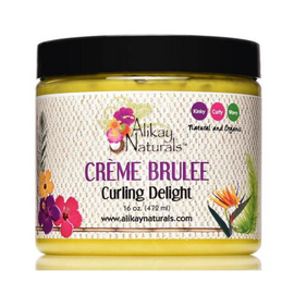 CREME BRULEE CURLING DELIGHT 8oz
