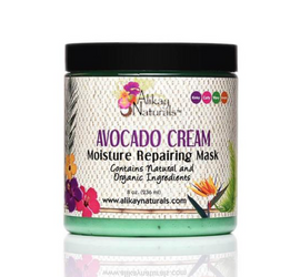 AVOCADO CREAM MOISTURE REPAIRING HAIR MASK