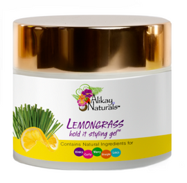 LEMONGRASS HOLD IT STYLING GEL 8 OZ