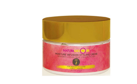 NATURALICIOUS-MED CURLS WAVES MOISTURE STYLING CREAM STEP 2* 4oz
