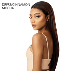 Outre Synthetic Melted Hairline Lace Front Wig - AALIYAH