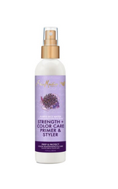 PURPLE RICE WATER STRENGTH & COLOR CARE PRIMER & STYLER