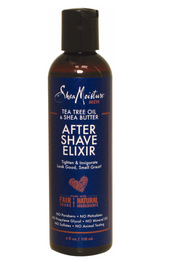 MEN TEA TREE OIL & SHEA BUTTER AFTER SHAVE ELIXIR