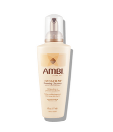 AMBI® Even & Clear® Foaming Cleanser