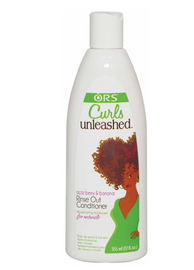 Curls Unleashed Curls Unleashed Shea Butter and Mango Moisturizing Leave-In Conditioner 12 Ounce