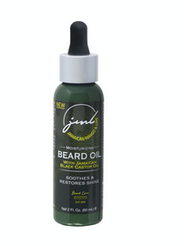 Moisturizing Beard Oil