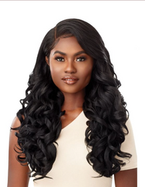 LACEFRONT MELTED HAIRLINE / ALONDRA