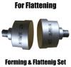 SPR-12 Aluminum Self Piercing rivet flattening Die set