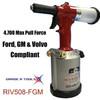Blind Rivet Gun - FORD, GM, Volvo Compliant