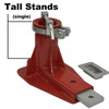 Replacement Chief Frame Machine Tall Anchoring Stands - Single