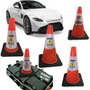 Electric Vehicle Repair Safety Cone Package 510-5