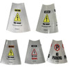 Electric Vehicle Repair Safety Cone Package 510-6