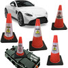Electric Vehicle Repair Safety Cone Package 510